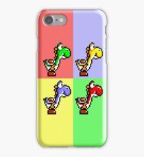 Yoshi Pop Art iPhone Case/Skin