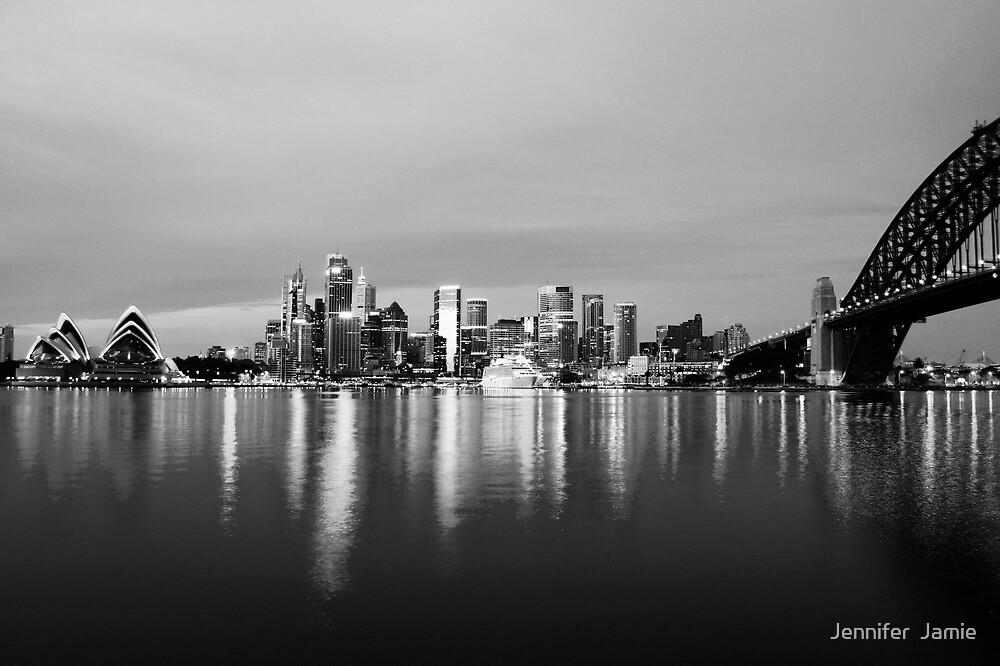 Sydney City by Jennifer  Jamie
