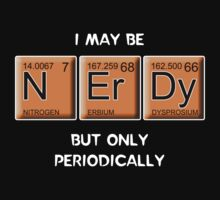 Nerdy (Periodically Speaking) | Unisex T-Shirt