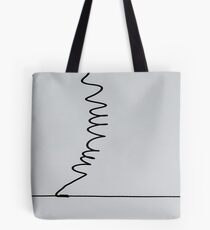 Wire Tote Bag