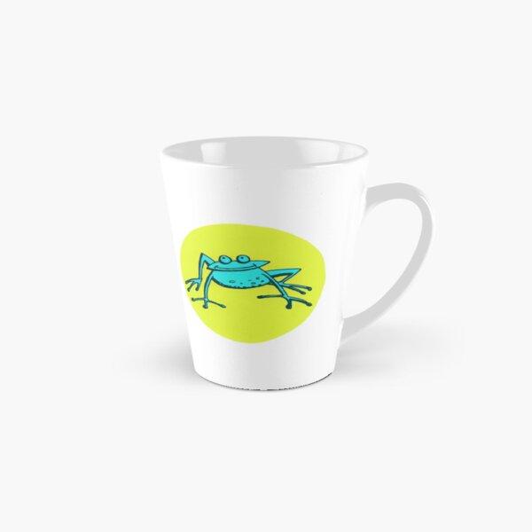 Jump! – Blue Frog Tall Mug