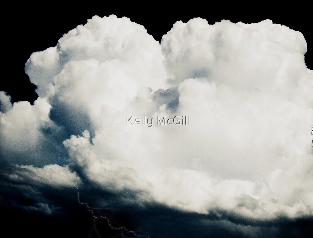 Proserpine - Thunder storm by Kelly McGill