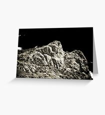 Castle Hill, Townsville Greeting Card