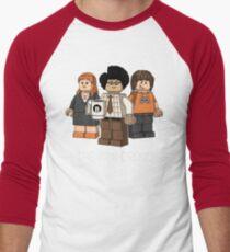 The MINI Crowd Men's Baseball ¾ T-Shirt