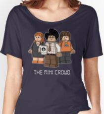 The MINI Crowd Women's Relaxed Fit T-Shirt