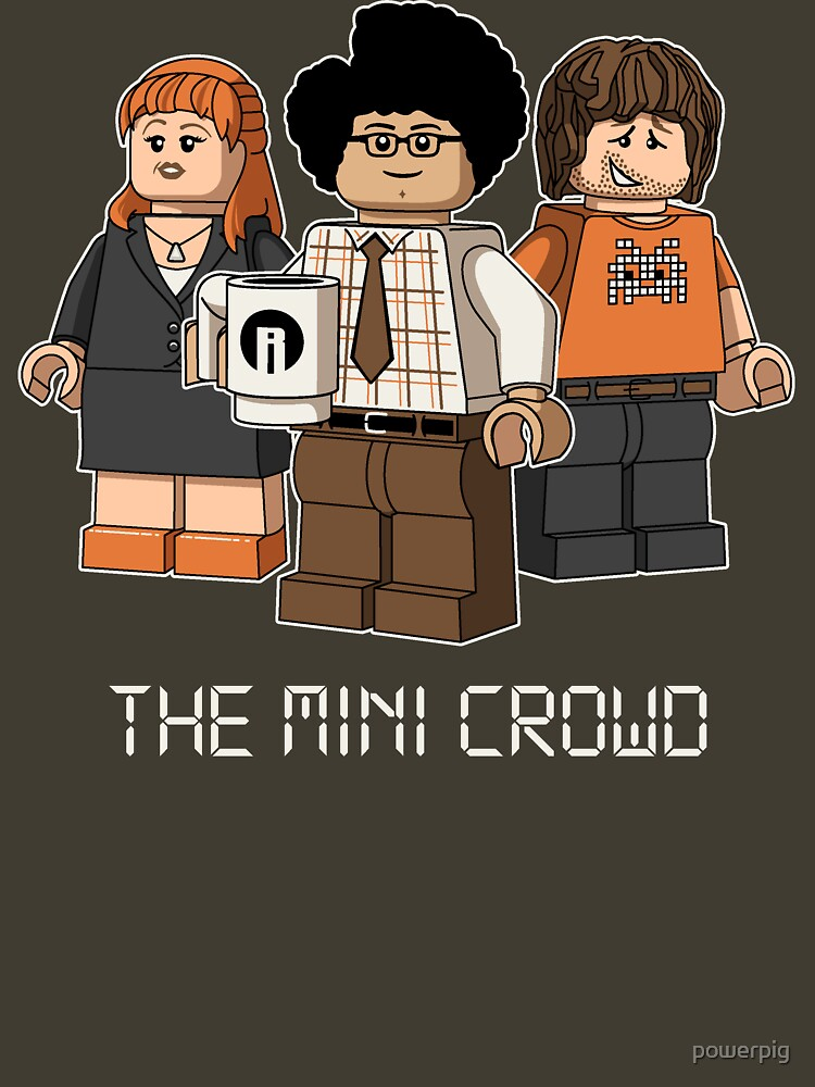 TShirtGifter presents: The MINI Crowd | Unisex T-Shirt