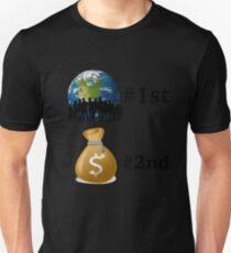 Planet first Unisex T-Shirt