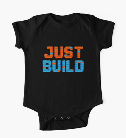 Just Build Kids Clothes