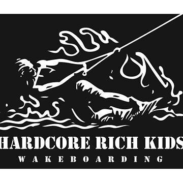 Hardcore Rich Kids - Wakeboarding by PaulOddo