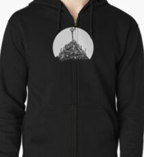Call of the Light Zipped Hoodie