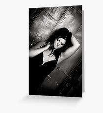 Suzette Greeting Card