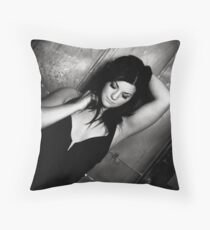 Suzette Throw Pillow