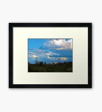 Perfect View Framed Print