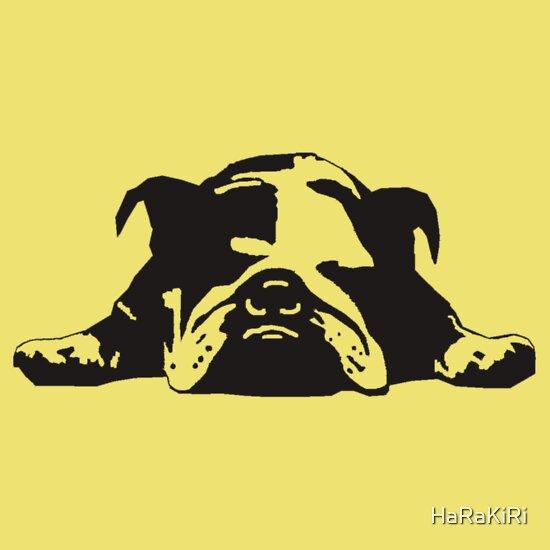 TShirtGifter presents: Bulldog