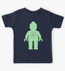 Minifig with Atom Symbol  Kids Clothes