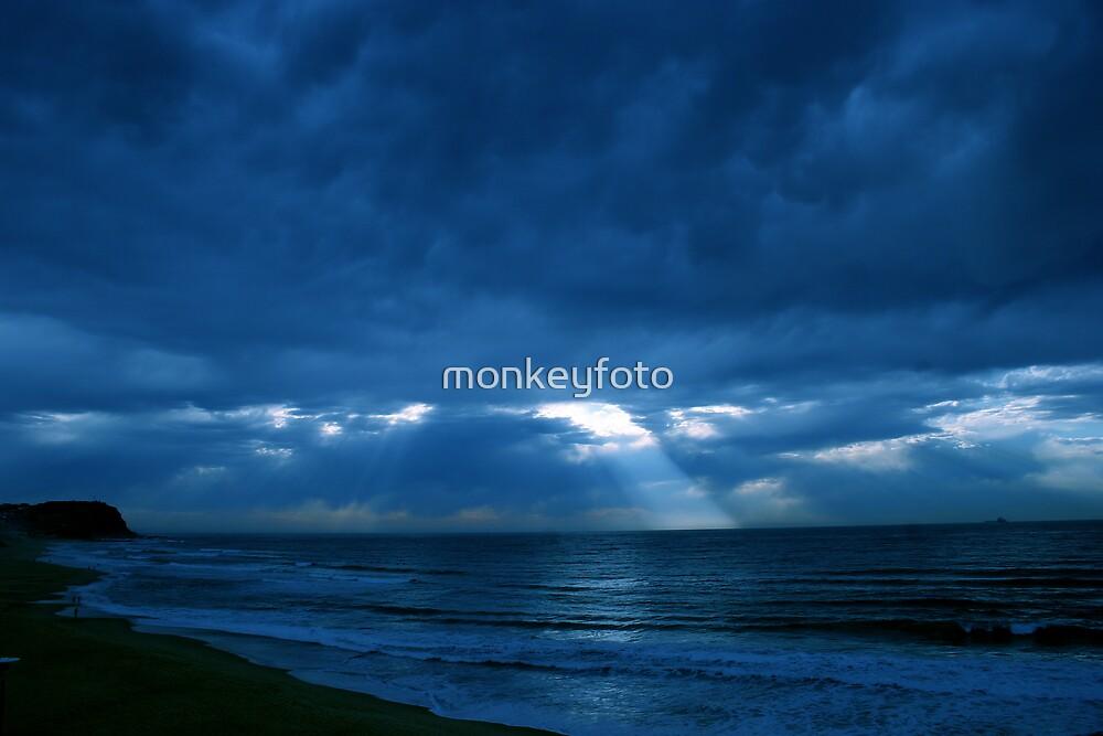 Blue Dawn by monkeyfoto