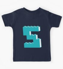 THE LETTER S by Customize My Minifig Kids Clothes