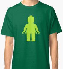 Minifig [Lime Green]  Classic T-Shirt