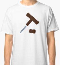 Corkscrew Wine Classic T-Shirt
