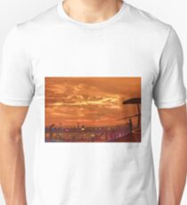 Shipboard Sunset T-Shirt