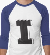 THE LETTER I Men's Baseball ¾ T-Shirt