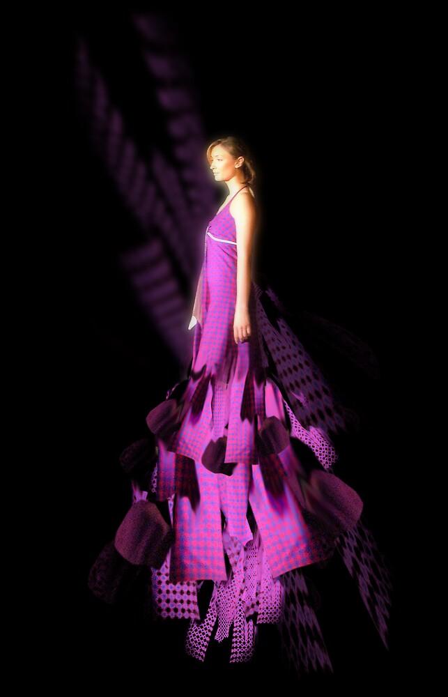 Angel dress by mindfeeder