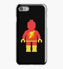 Lightning Minifig iPhone Case/Skin
