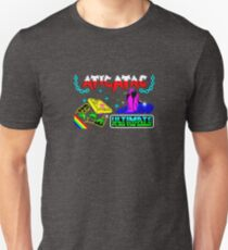 Atic Atac Retro Game Design Unisex T-Shirt