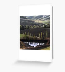 Tuscany 8 Greeting Card