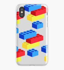 Bricks iPhone Case