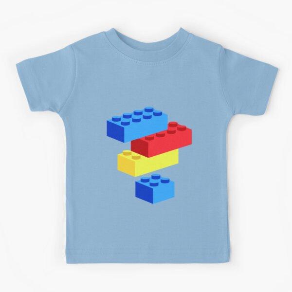 Bricks Kids T-Shirt