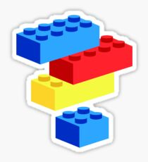 Bricks Sticker