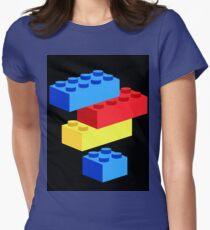 Bricks Women's Fitted T-Shirt