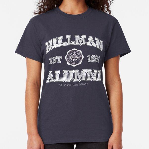 Hillman Alumni Kollection Classic T-Shirt
