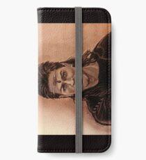 Asoka in battle iPhone Wallet/Case/Skin