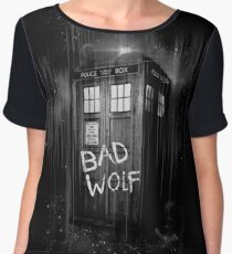 Bad Wolf Women's Chiffon Top