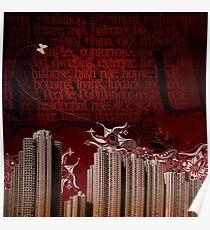 Urban Tagging - Dark City Poster