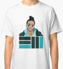 Russ Flat Cartoon  Classic T-Shirt