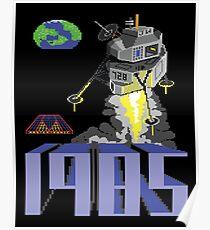 Gaming [C64] - 1985 Poster
