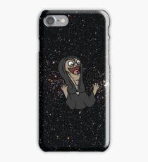 Darth Louise (Stars) iPhone Case/Skin