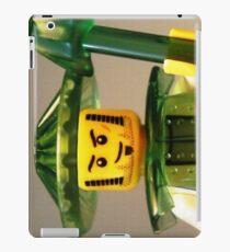 Ching Dynasty Chinese Warrior Custom Minifig iPad Case/Skin