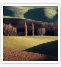 Moravian Fields 3 Sticker
