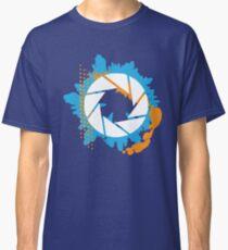Portal - Abstract Aperture Logo Classic T-Shirt