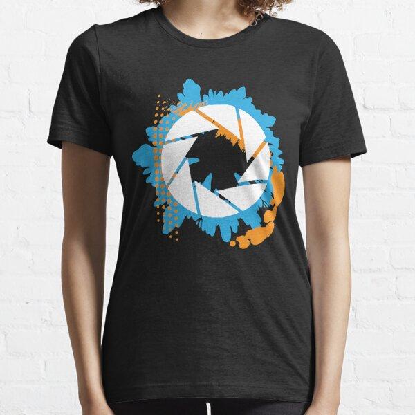 Portal - Abstract Aperture Logo Essential T-Shirt