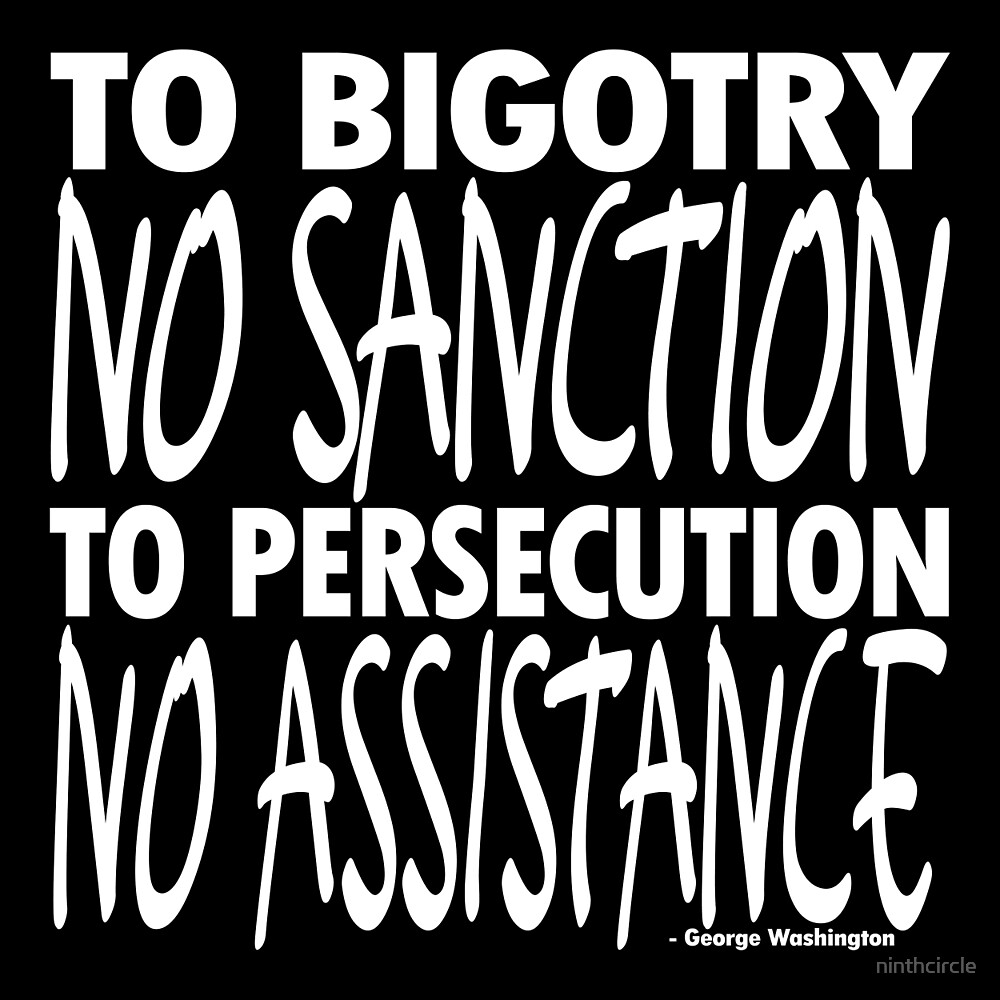 To Bigotry No Sanction by ninthcircle
