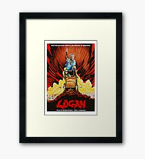 Logan Assassin Framed Print