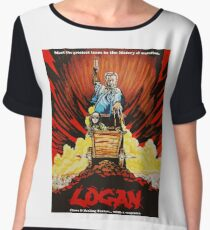 Logan Assassin Chiffon Top