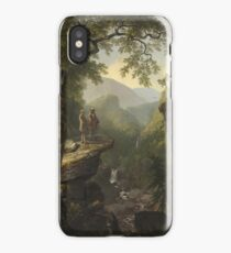 Asher Brown Durand - Kindred Spirits iPhone Case/Skin
