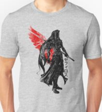 Crimson Villian Unisex T-Shirt