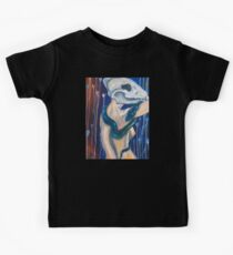 Superstitious Woman Kids Tee